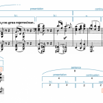 A sentence whose continuation doesn't exhibit fragmentation in Beethoven's Piano Sonata opus 7 movement 2