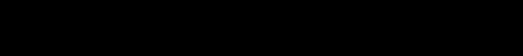 Single treble clef staff showing a series of [pb_glossary id=