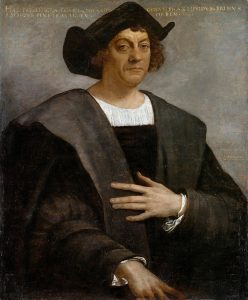 Portrait Believed to be of Christopher Columbus