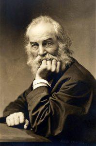 Walt Whitman 1869
