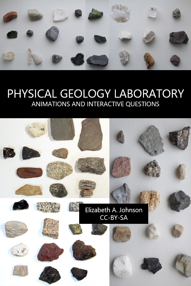 Cover image for Physical Geology Laboratory